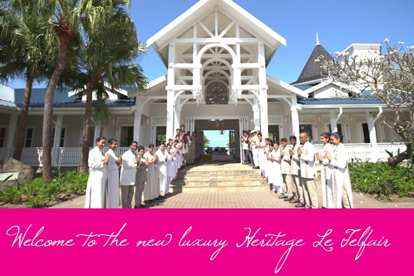 Luxury Heritage Le Telfair